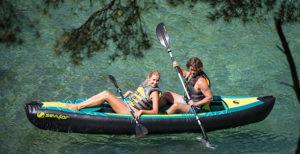 sevylord pratique explorer personne navigation eau gonflables naviguer équipement capacité pagaie