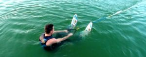 ski nautique gilet eau sport