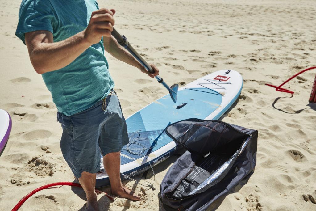 choix avis qualité produit corps gonflable sup paddle
