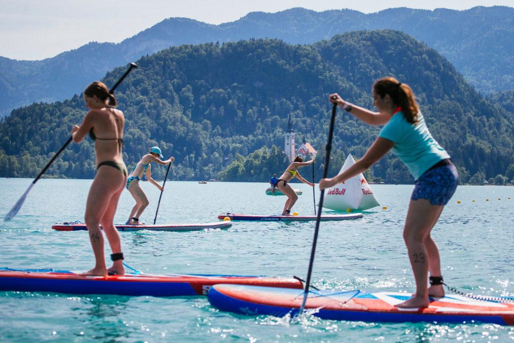 paddle activité léman lac evian annecy alpes info