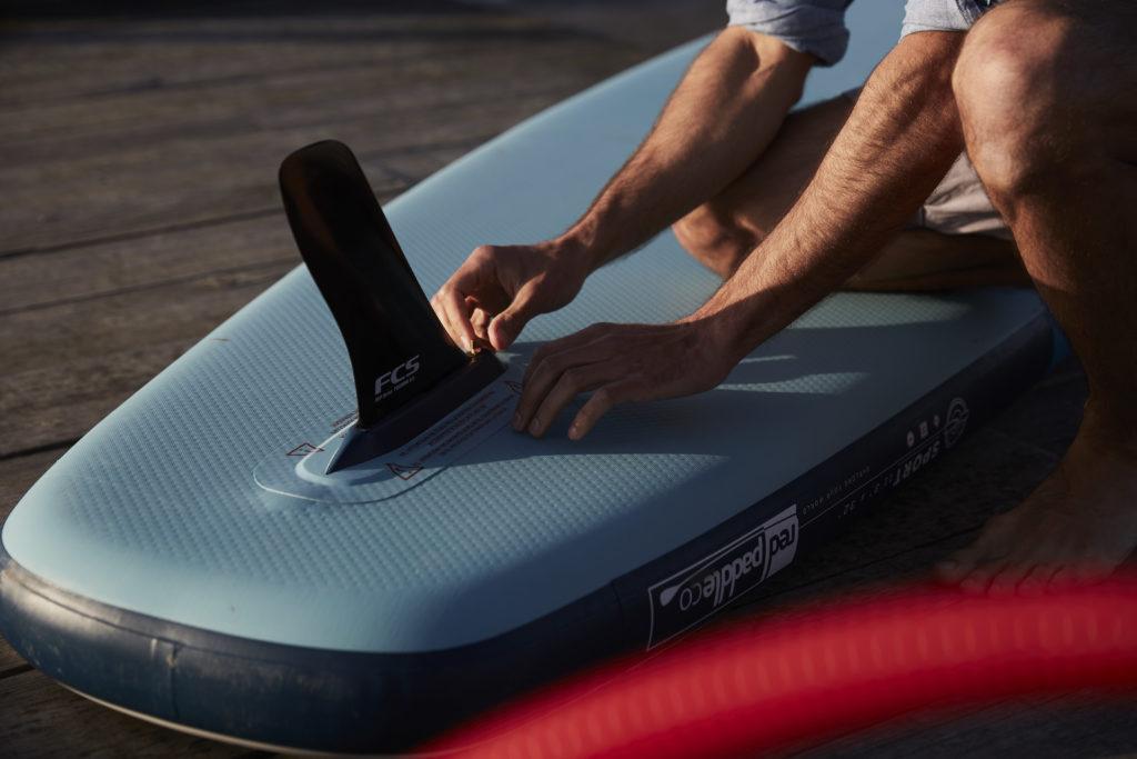red stand up paddle aileron modèle qualité stabilité avis surf meilleur