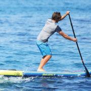 meilleurs rapport qualité prix amazon aqua marina stand paddle gonflable pagaie