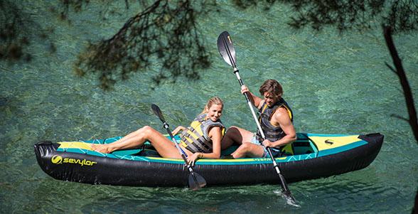 sevylord pratique explorer personne navigation eau gonflables naviguer équipement capacité pagaie pagaies guide qualité