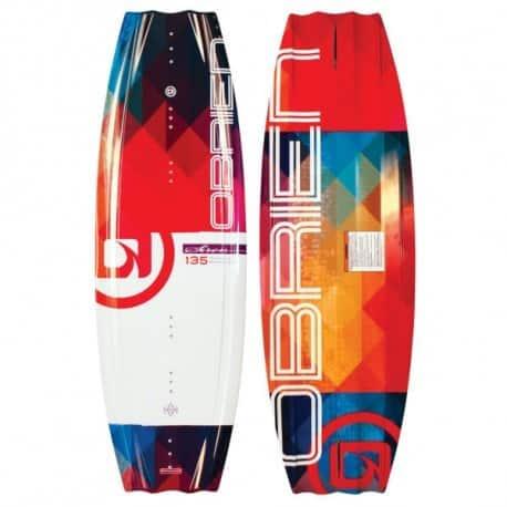 bateau eau wake wakeboard débuter flex