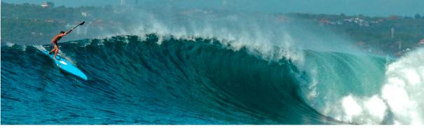 vagues stabilité prix guide rigidité épaisseur transport achat pagaie surf paddle