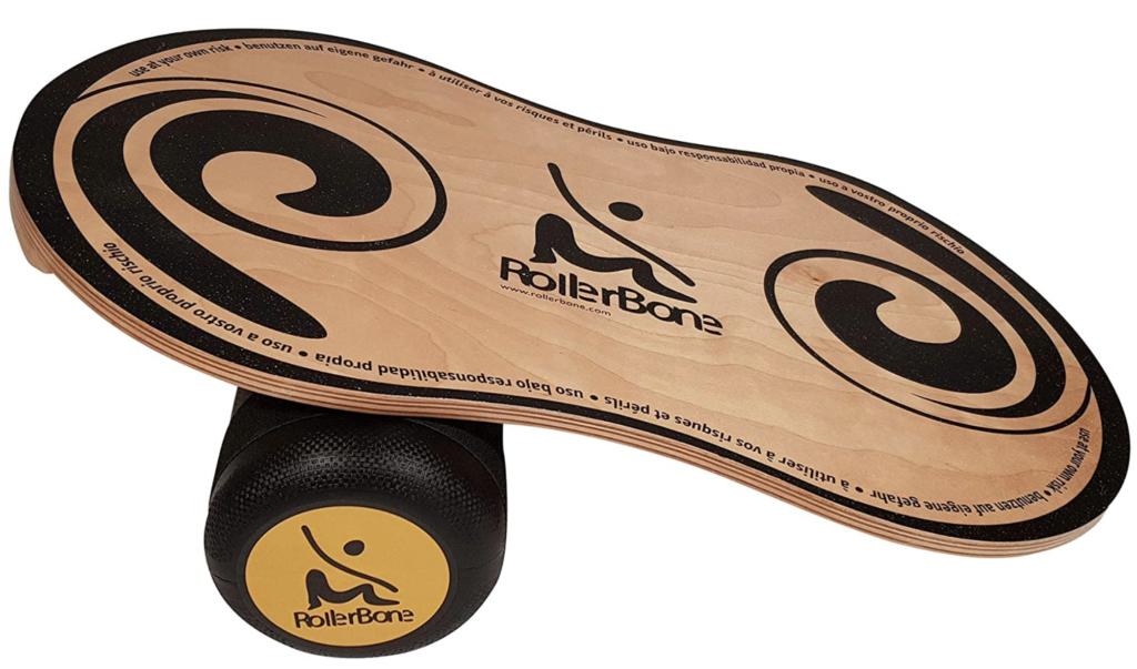 RollerBone balance board rouleau plateau équilibre