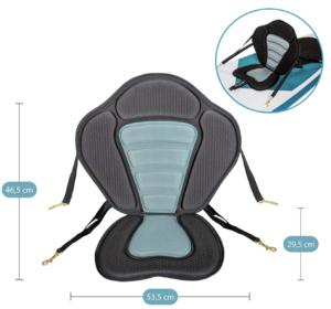 ADRN Siège de Kayak Universel pour Planche de Stand Up Paddle