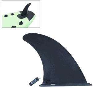 Ailerons de Surf Noirs de Taille FCS de Surfs de Surf des FCS Aileron de Surf en Plastique de Haute qualité en Nylon de Haute qualité