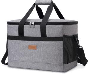 Lifewit Sac Isotherme 30L Sac de Repas pour Hommes Femmes Enfants, Sac à Déjeuner Lunch Bag Protection de Fraîcheur
