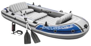 Intex Excursion 5 Bateau rames pvc choix achat prix gonflable