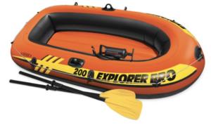 intex bateau gonflable pompe qualité meilleurs pvc gamme qualité sécurité modèle produit