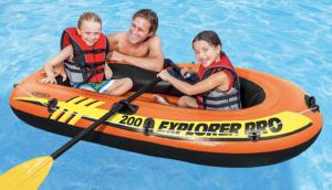 intex bateau gonflable pompe qualité meilleurs pvc gamme pneumatique modèles meilleurs taille eur sac poids avis type