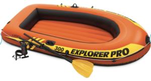 intex bateau explorer pro meilleurs gamme pvc rames gonflé pompe produit sécurité