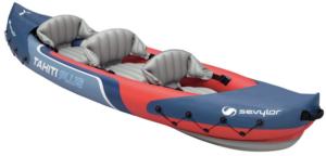 kayak gonflables eaux prix intex sevylor challenger sit stabilité pagaie pompe taille navigation guide pagaies qualité