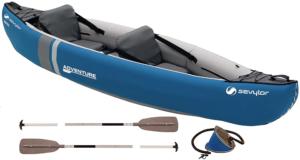 kayak gonflable pagaies pagaie qualité guide pompe bic idéal amazon lac rivère mer