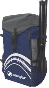 sac de transport kayak gonflable pagaie pagaies accessoire pompe rame sevylor
