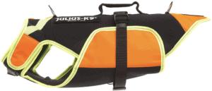 julius k9 orange flottaison harnais