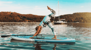 guide achat catégorie niveau boards paddle gonflable sup pagaie position